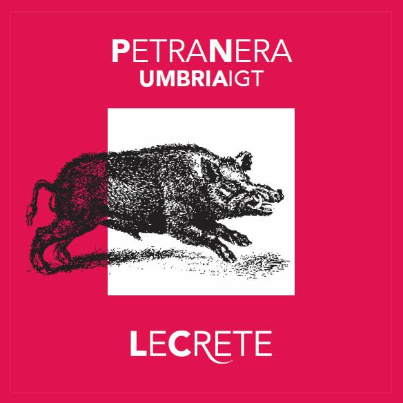 Bottiglia PETRANERA IGT Umbria Rosso 2017