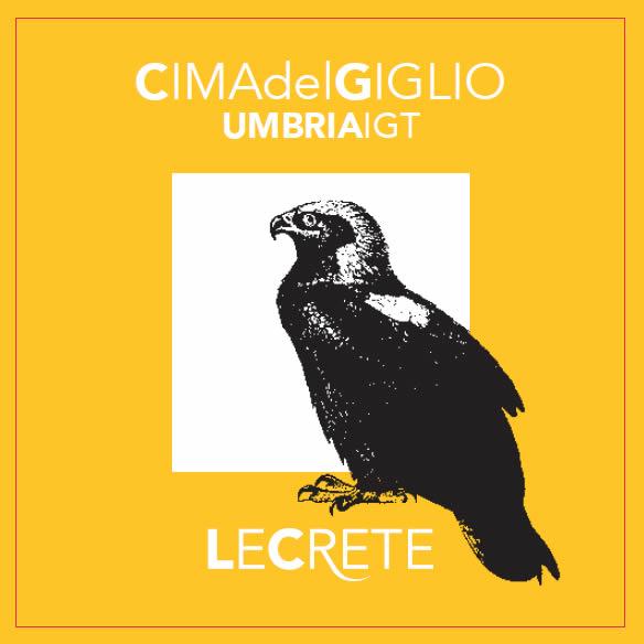 Cima del Giglio IGT  Umbria Bianco 2019 confezione da 6 bottiglie