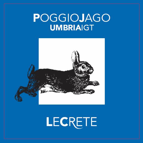 Poggio Jago IGT Umbria Rosso 2018 confezione da 6 bottiglie
