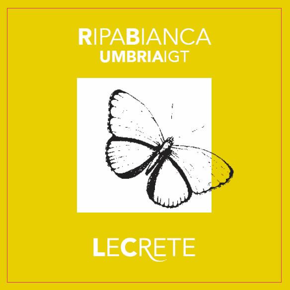 Bottiglia 750 ml Ripa Bianca IGT Umbria Bianco 2020